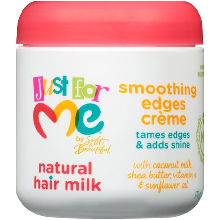 Just For Me Hair Milk Smoothing Edges Creme