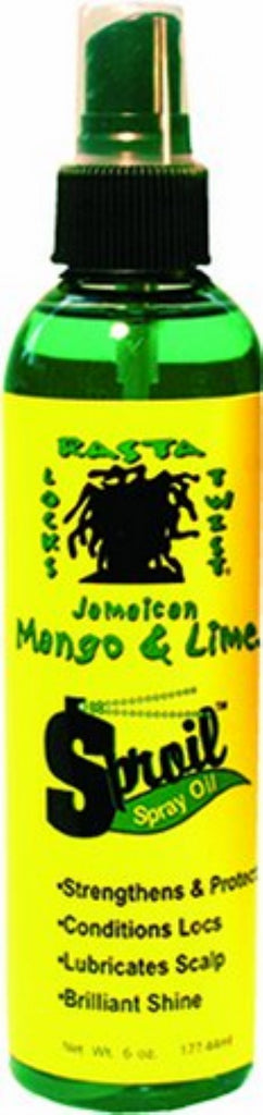 Rasta Locks & Twist Jamaican Mango & Lime Sproil