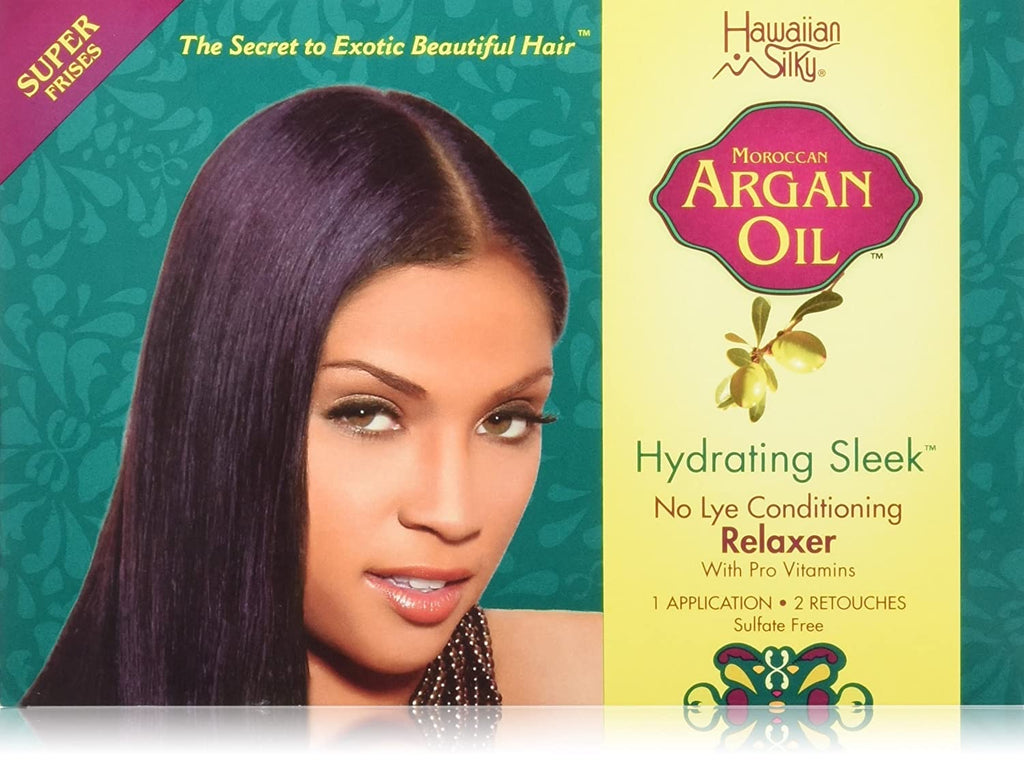 Hawaiian Silky Moroccan Argan Oil