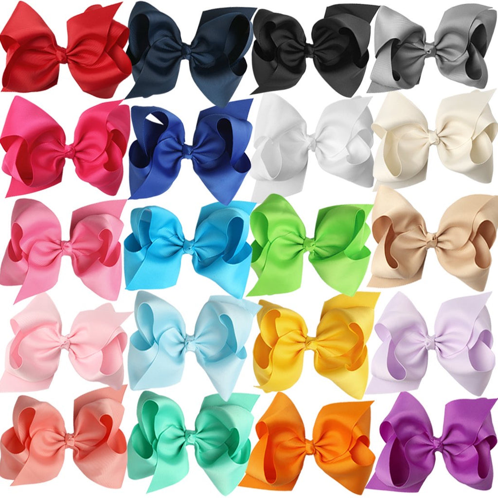 A. Simone Collection Kids Jumbo Bows