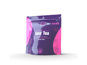 RASPBERRY IASO® TEA INSTANT WITH BROAD - SPECTRUM HEMP EXTRACT