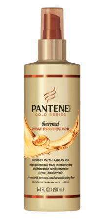Pantene Thermal Heat Protector Spray