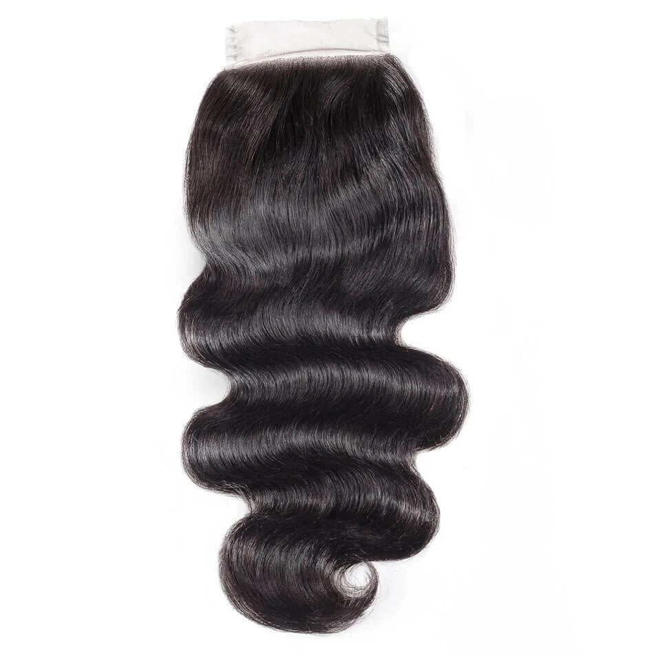 A. Simone Collection Lace Closure - GOLD