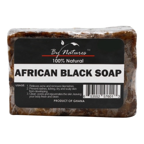 By Natures African Black Soap