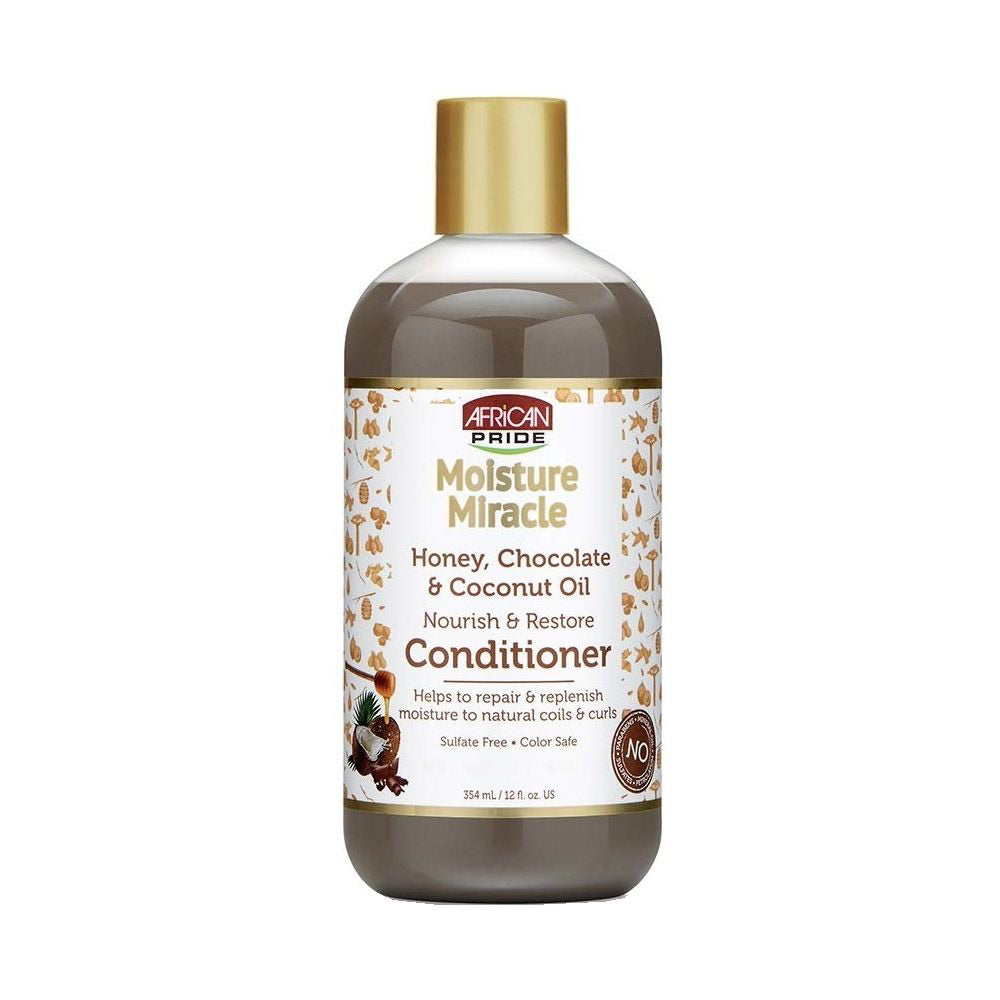 African Pride Moisture Miracle Conditioner