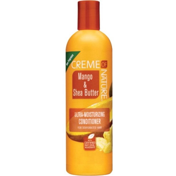 Creme of Nature Ultra Moisturizing Mango & Shea Butter Ultra-Moisturizing Conditioner
