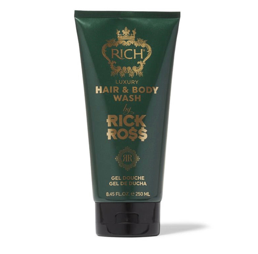 RICH by Rick Ross Luxury Hair & Body Wash