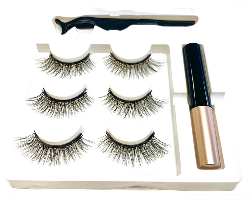 Magnetic Lashes - 3 pack