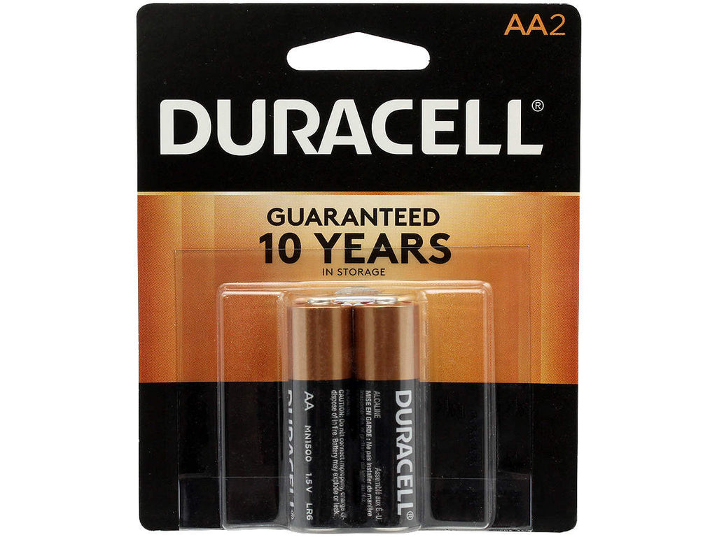 Duracell AA Batteries (2)