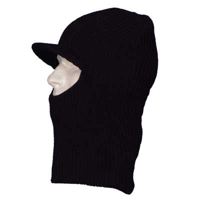Ski Masks with brim