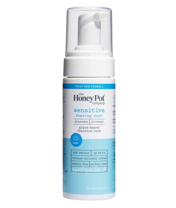 THE HONEY POT COMPANY SENSITIVE FOAMING WASH