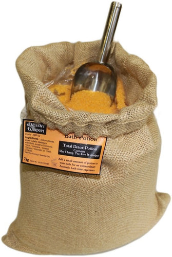 Potion de bain - Orange - Detox - Maison des sens