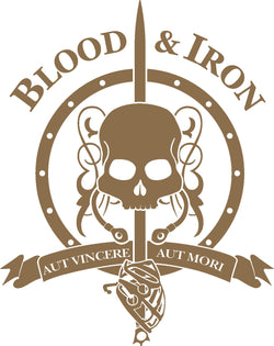Blood and Iron Martial Arts