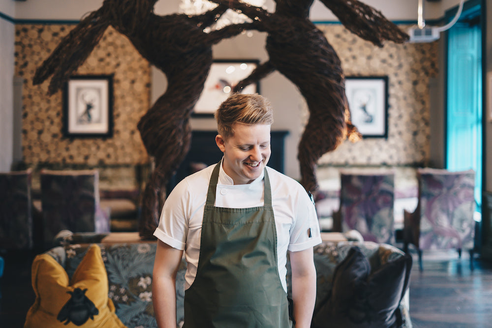 Event: A Vegan Tasting Menu with Elliot Hill of Oddfellows - 20th February 2019