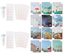 Load image into Gallery viewer, Two 12-Book Sets with Talking Pens