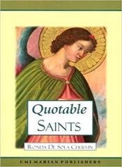 Quotable Saints