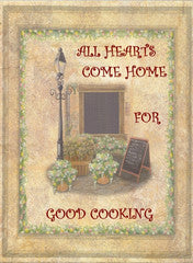 All Hearts Come Home For Good Cooking