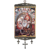 Rosary Icon Pouch - Our Lady Undoer of Knots
