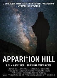 Apparition Hill (2016) DVD Set