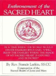 Enthronement of the Sacred Heart