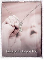 Created in God's Image Necklace