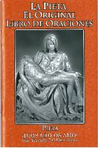 Spanish Pieta Prayer Book