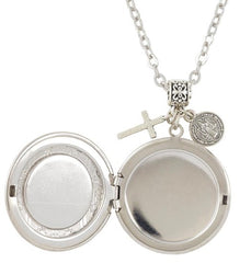 St. Benedict Devotional Locket