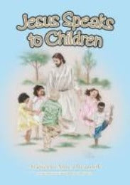 Jesus Speaks to Children - CMJ Marian Publishers