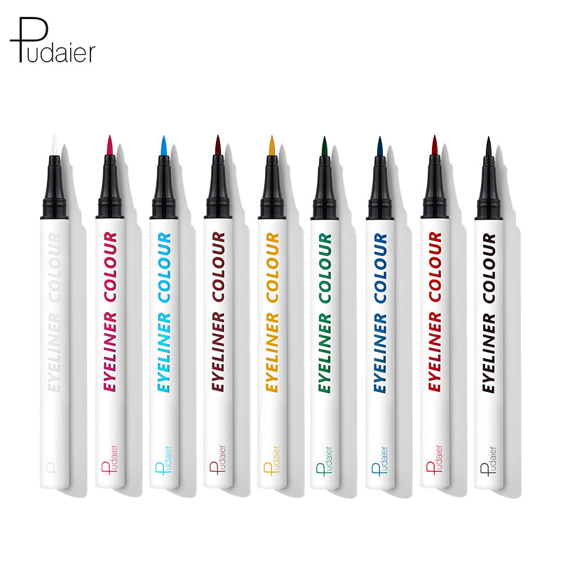 NEW Pudaier Colour Liquid Eyeliner