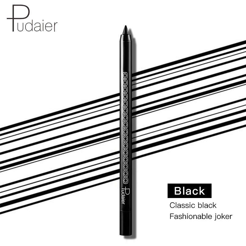 Kajal Eyeliner Pencil Waterproof - Black