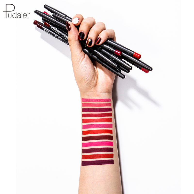Lip  Liner Pencil 6PCs Set