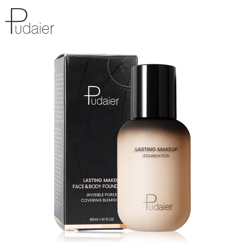 Pudaier® Face & Body Foundation | Long-wearing | Full Coverage