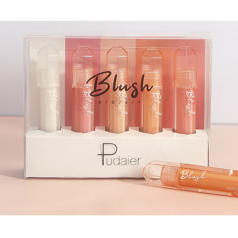 Fluid Sheer Glow Enhancer | Pudaier® Liquid Blush