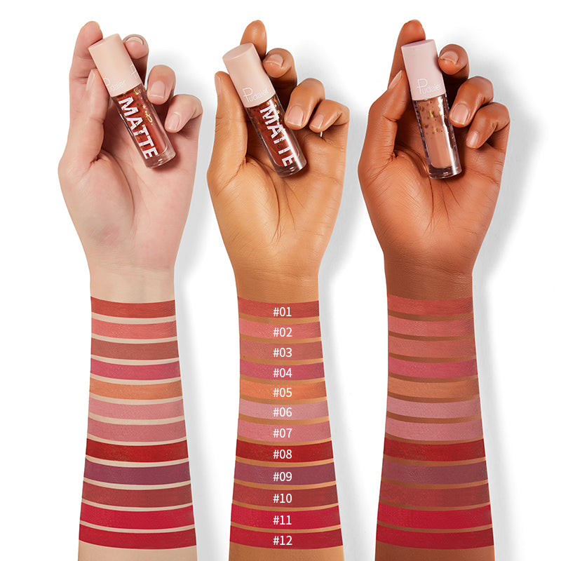 Pudaier®AIR MATTE LIP COLOR