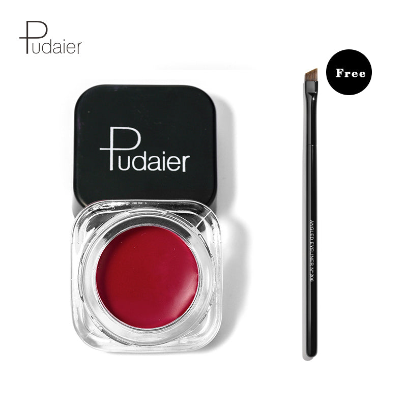 NEW Pudaier® Long-Wear Matte Gel Eyeliner | Precise, liquid-like gel liner