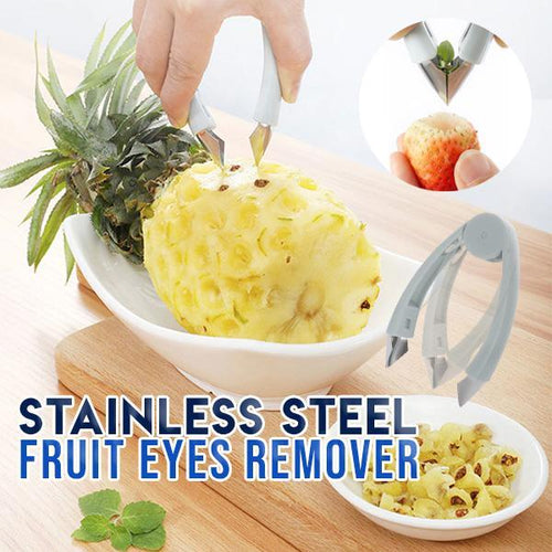 Stainless Steel Fruit Eyes Remover