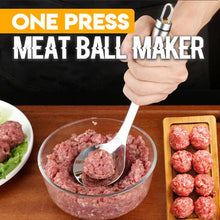Load image into Gallery viewer, One Press Meatball Maker