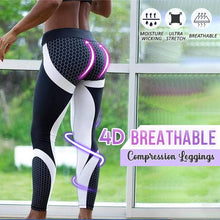 Load image into Gallery viewer, 4D Breathable Compression Leggings