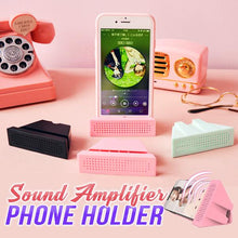 Load image into Gallery viewer, Portable Sound Amplifier Phone Holder