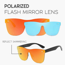 Load image into Gallery viewer, Polarized Blade Sunglasses