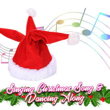 Load image into Gallery viewer, Dancing Christmas Hat