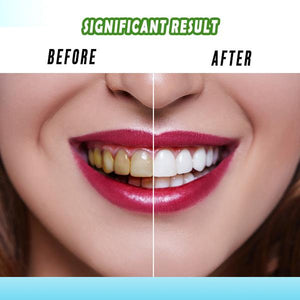 Instantly Whitening Pumping Toothpaste