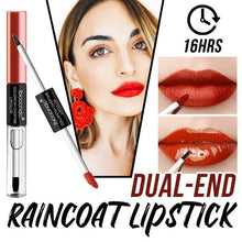 Load image into Gallery viewer, Dual-End Raincoat Lipstick