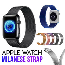 Load image into Gallery viewer, Apple Watch Milanese Strap