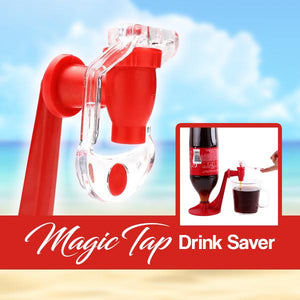 Magic Tap Drink Saver