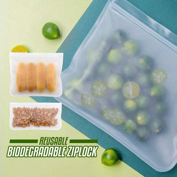 Reusable Bio Ziplock (3PCS)