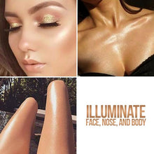 Load image into Gallery viewer, Instant Bronze Body Luminizer