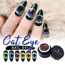 Load image into Gallery viewer, Cat Eye Nail Gel