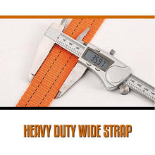 Load image into Gallery viewer, Emergency Tire Straps (Set Of 2)