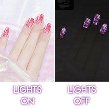 Load image into Gallery viewer, Fluorescent Gel Nail Polish